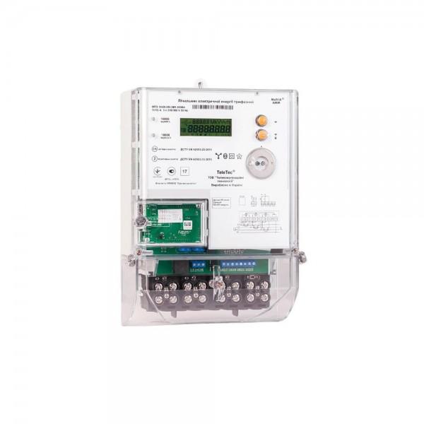 Счетчик электроэнергии MTX3A10.DF.4Z1-C4  5(60)А, 3x220/380В