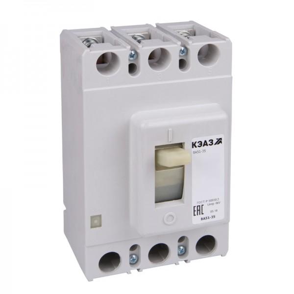 Автоматический выключатель  ВА 5135М1 63А