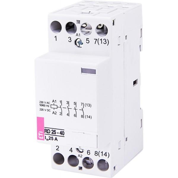 Контактор модульный RD 25-40 230V