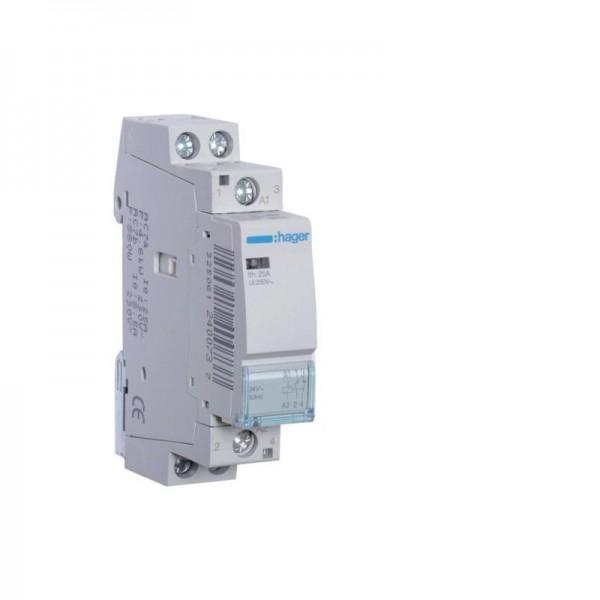 Контактор модульный Hager ESC226,  2NC, 230V
