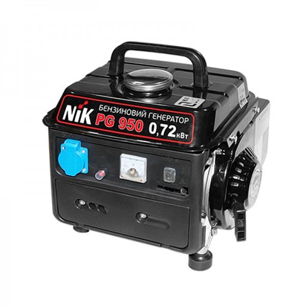 Генератор NIK PG950  0,65кВт, 220В