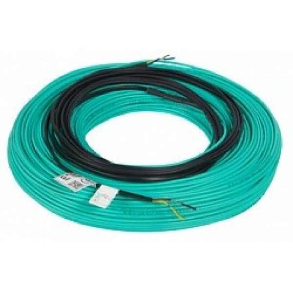 Кабель нагревательный одножильный e.heat.cable.s.17.1350. 75м,  1350Вт, 230В