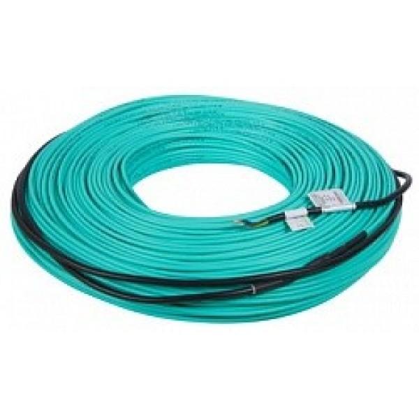 Кабель нагревательный двухжильный e.heat.cable.t.17.1900. 112м, 1900Вт, 230В