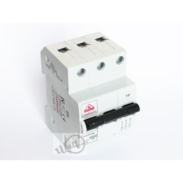 Автоматический выключатель Havells 3p B 32A 6kA