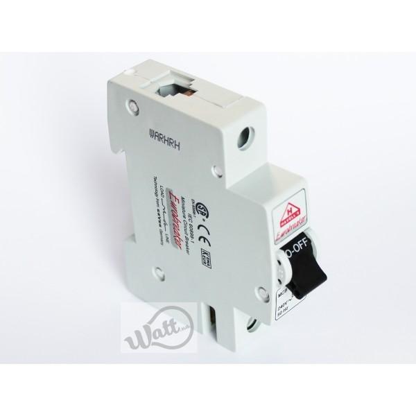 Автоматический выключатель Havells 1p C 32A 6kA